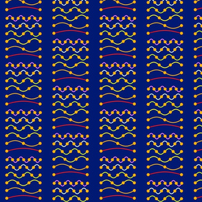 WAVE harmonics midnight blue