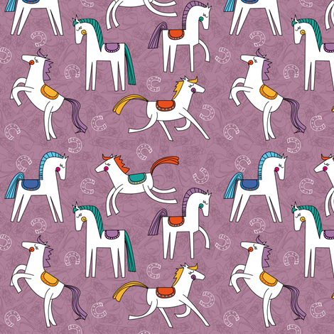 Suzy attitude fabric by zapi on Spoonflower - custom fabric