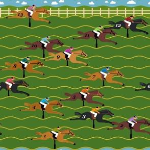Horse Derby Arcade