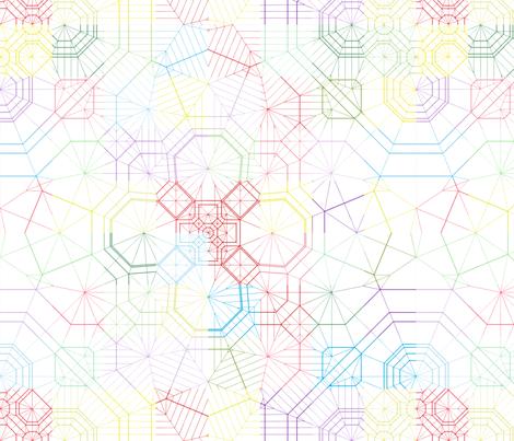Colourful Origami