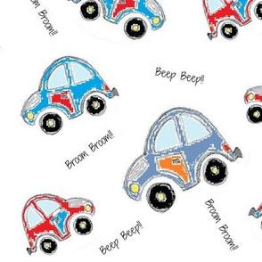 Rustic Cars
