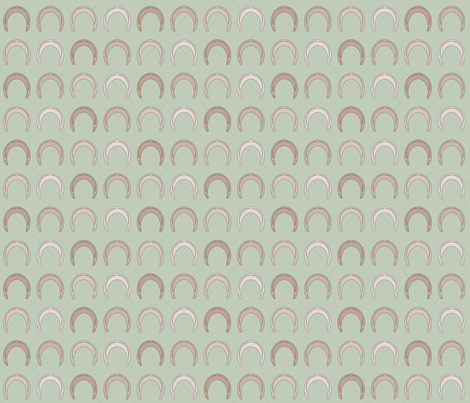 horseicon fabric by tamara_r on Spoonflower - custom fabric