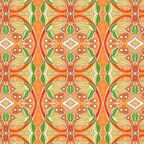 Orange Grove Under the Stars