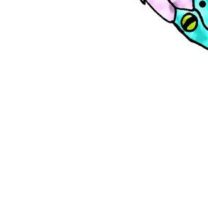 Steampunk Honeyeater