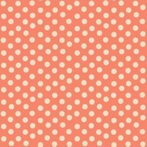Sherbet Polka Dots