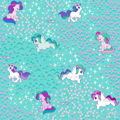 Magical Ponies