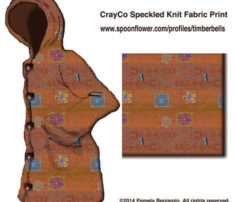 CrayCo Speckled Knit