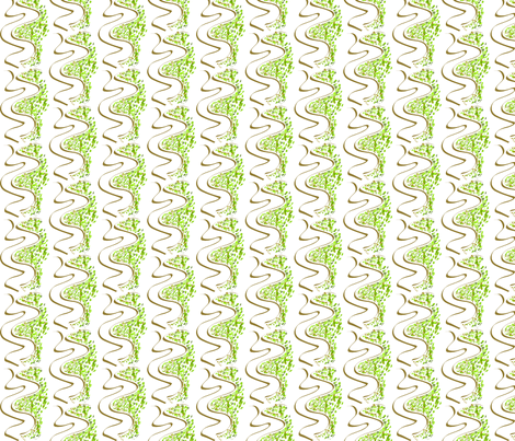 around the bend fabric by bettybirdeaux on Spoonflower - custom fabric