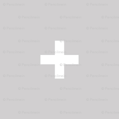 Gray Cross /// Gray Plus