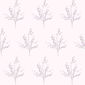 Lavender Branches