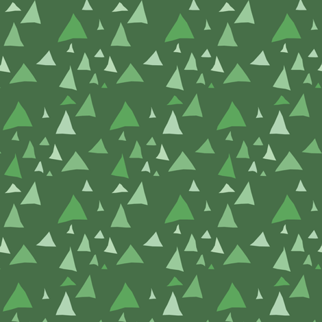 Forest of Triangles