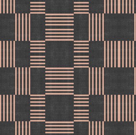 Rrrrcharcoal___pink_pinstripe_multi-directional_checkered_ed_shop_preview