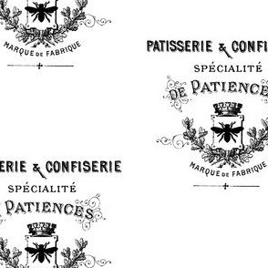 French Patisserie Sign