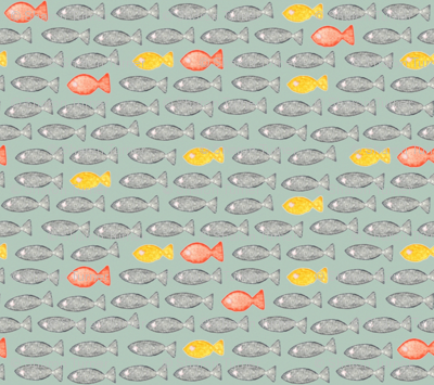 petite fishes