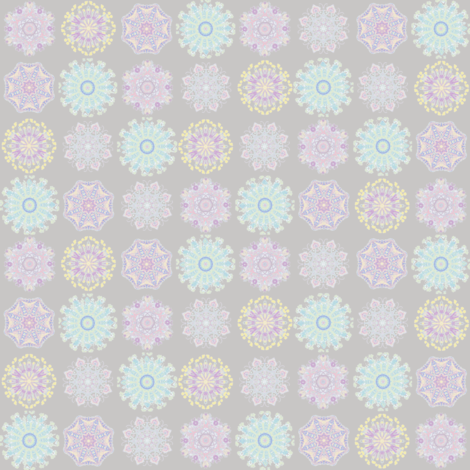 captured kalidescope  fabric by keweenawchris on Spoonflower - custom fabric