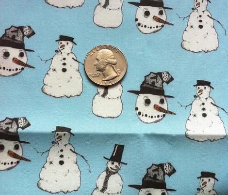 Snowmen FXF