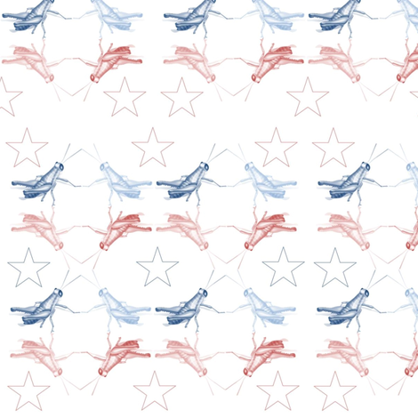 crickets fabric by magathabagatha on Spoonflower - custom fabric