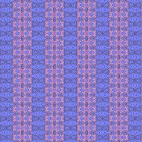 Geometric 0301 r2 pale blue, lavender