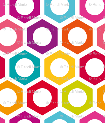 Hexagon Dot