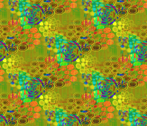 lights fabric by preeta on Spoonflower - custom fabric