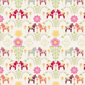 dala_horse_pastel_rose_ecru_M