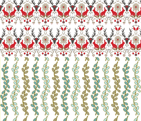 scando_and_vine_full_yard fabric by holli_zollinger on Spoonflower - custom fabric