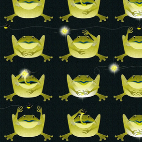frogs love fireflies SYNERGY0001