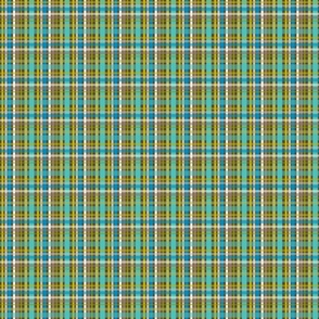 Crickets Plaid