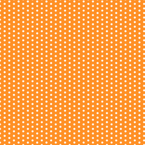 Citrus Orange Surprise fabric by holladay on Spoonflower - custom fabric