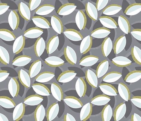 Cricket Ground fabric by spellstone on Spoonflower - custom fabric