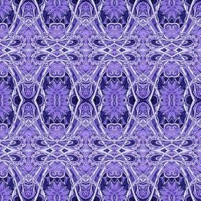 Purple Sunflower Serenade