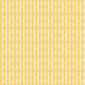 gold and silver dotted stripes synergy0006