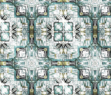 deco 2 fabric by kociara on Spoonflower - custom fabric