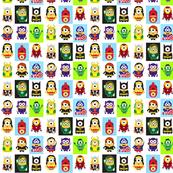 Minion Super Heros