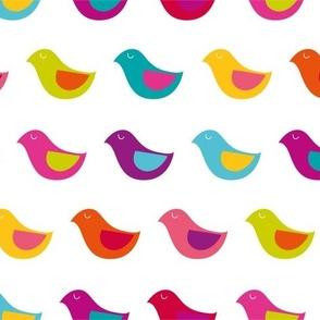 Bright Birds