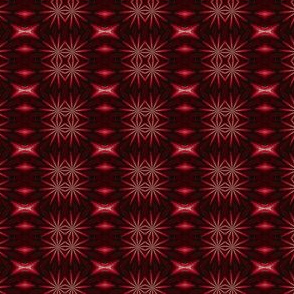 Geometric 3676 k2 r1 red