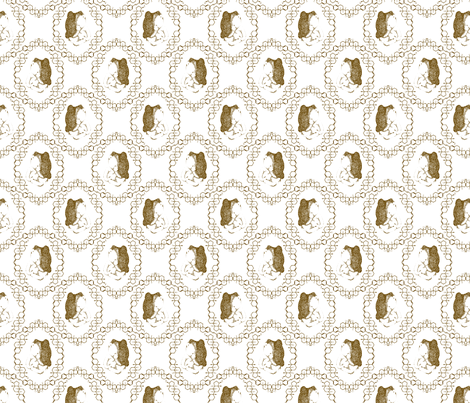 Teddy Bear fabric by jentonic on Spoonflower - custom fabric