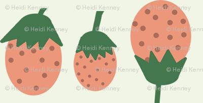 A Summer Wedding Strawberries