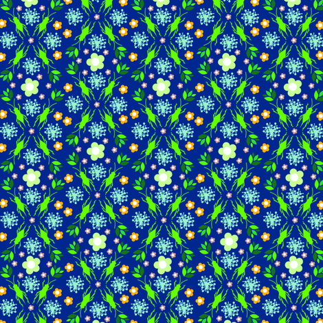 Crikety_crickets fabric by yazooky on Spoonflower - custom fabric