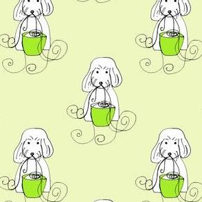 Spoodle Noodle - Lime Green