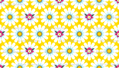 Arabian Tiles Yellow