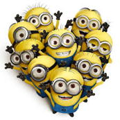Despicable Me Minion love
