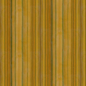 Bamboo: Yellow Stripes