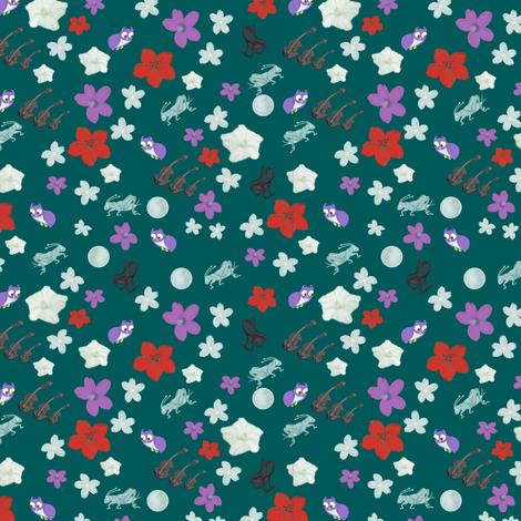 Allegheny Moon fabric by liliszabo on Spoonflower - custom fabric