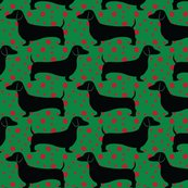 Rrxmas_dachshund_black_green_shop_thumb