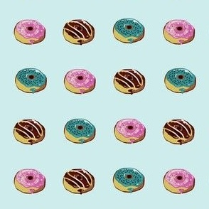 Doughnuts 12 colours
