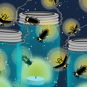 Fireflies of the Mason