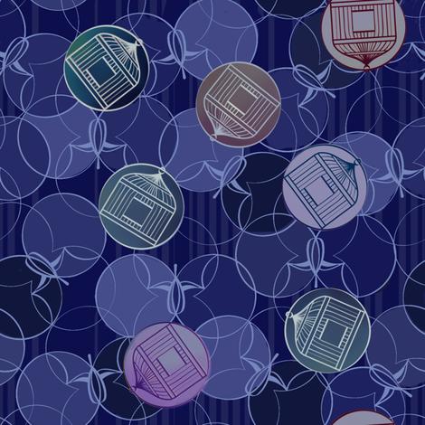 lucky escape fabric by motyka on Spoonflower - custom fabric