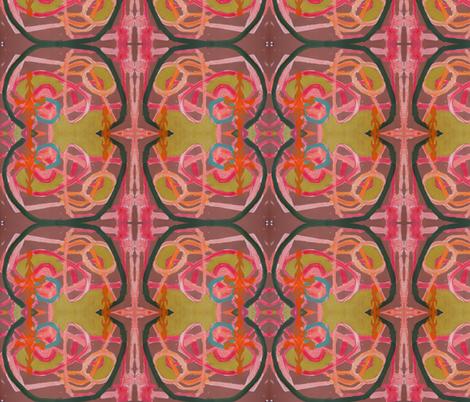 mrekulli darcin fabric by albanianflower on Spoonflower - custom fabric