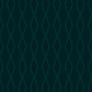 Geometric 0952 foilized k2.r1 dark teal